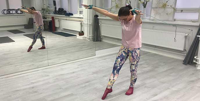 Mikaela Hackman SPS